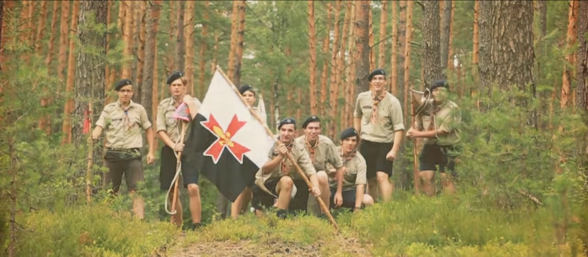 Scouts of Europe – summer camp 2012 [trailer]